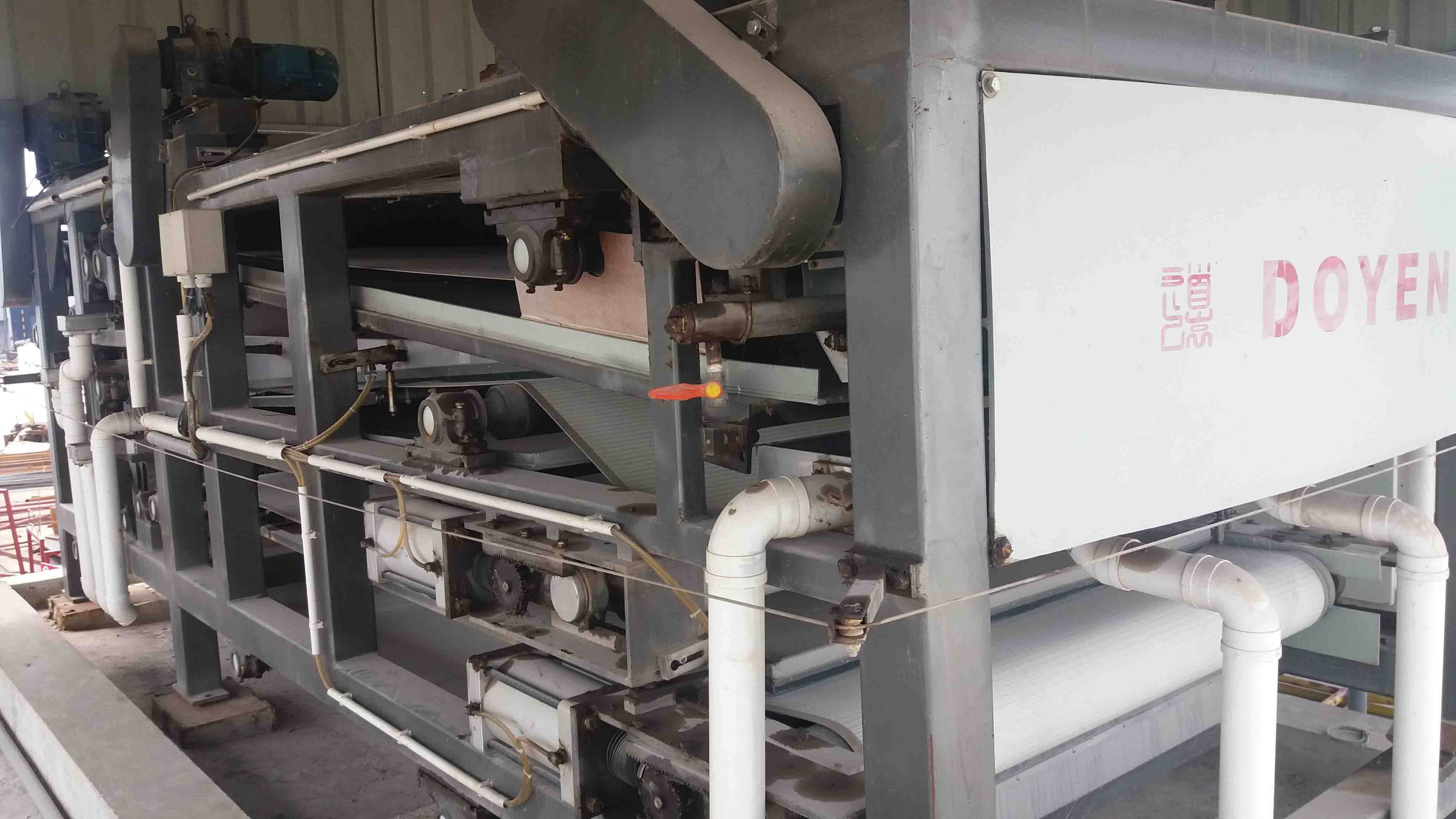 belt press KN1000