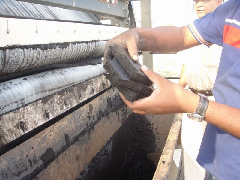 Environmental Belt Filter Press