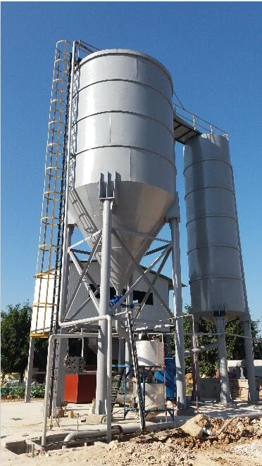 3000L/M Wastewater Treatment System for Ceramic Tile Plant